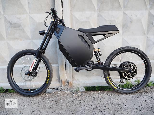 продам Электровелосипед 1 кВт бу в Киеве