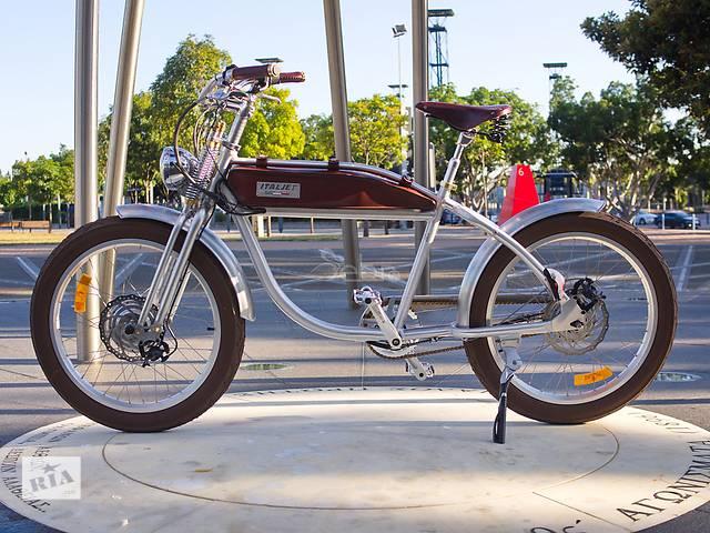продам Электровелосипед Italjet (Италия) НОВЫЙ бу в Львове