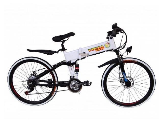 Электровелосипед складной Вольта Кондор- объявление о продаже  в Одессе