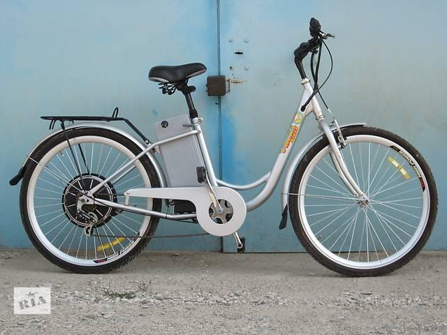 купить бу Электровелосипед в Симферополе. в Симферополе