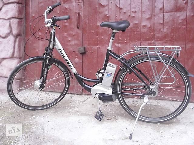 продам Электровелосипед англия8nexus ручкагаз liion-вес19кг електровелосипед бу в Могилев-Подольске