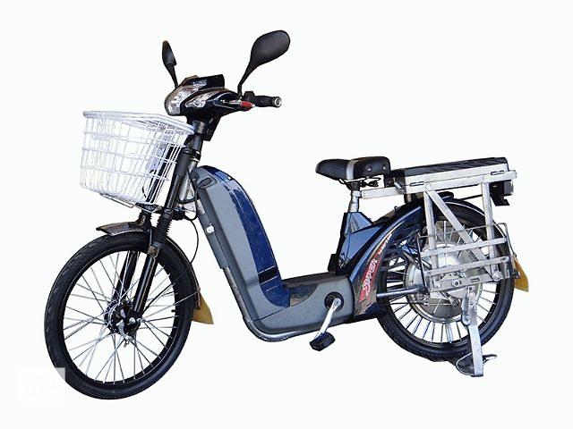 продам Электровелосипед грузовой Volta Практик бу в Одессе