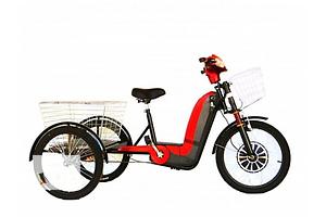 Велосипеды трёхколёсные