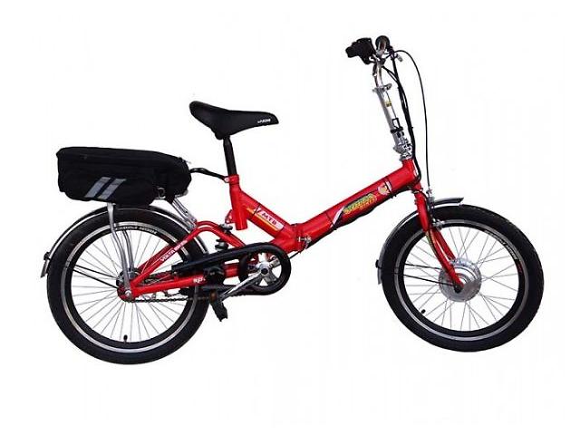 продам Электровелосипед Volta Квант складной бу в Одессе