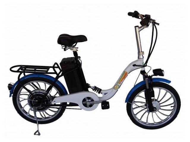 продам Электровелосипед Вольта Роки, прочная рама бу в Одессе