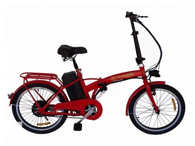 бу Электровелосипед Вольта Ион, складной, легкий в Одессе