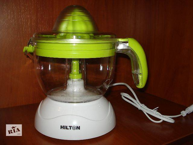 купить бу Электрическая соковыжималка для цитрусовых HILTON AE 3164 в Харькове