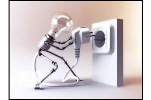Электрик. Вызов на дом. Все виды электромонтажных работ.