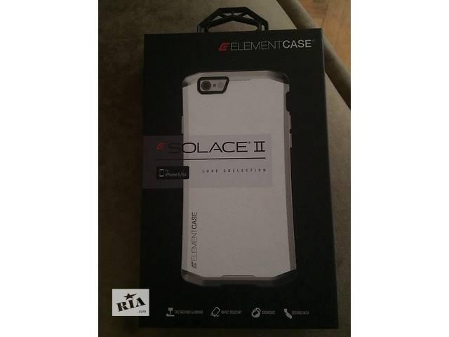 купить бу ElementCase Solace II for iPhone 6/6s в Львове