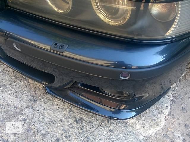 продам ЭЛЕРОНЫ (НАКЛАДКИ) НА М-БАМПЕР BMW 5 SERIES E39 бу в Киеве