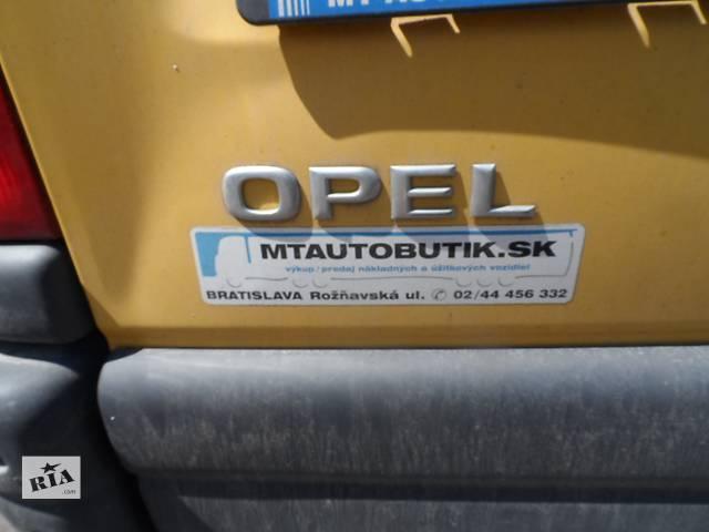 купить бу Эмблема Букви Opel Movano Опель Мовано 1.9 dCi 2003-2010 в Ровно