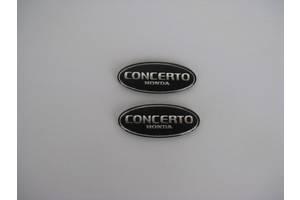 Эмблемы Honda Concerto