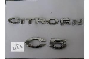 Эмблемы Citroen C5