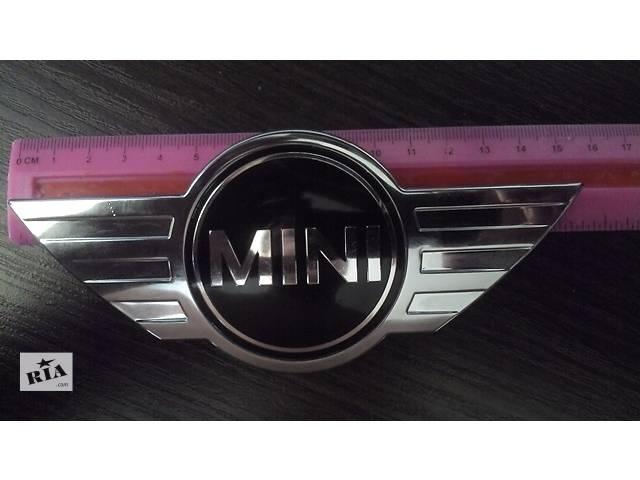 купить бу Эмблема для легкового авто Mini Cooper в Киеве