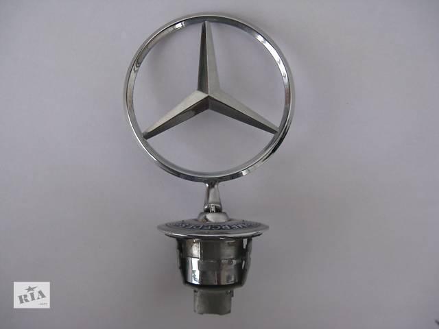 Емблема оригінал 2218800086 передня на капот для Mercedes C,E,S класу- объявление о продаже  в Львове
