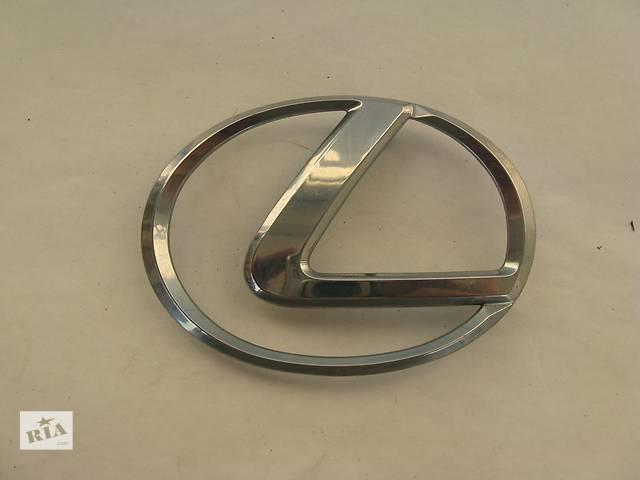 Емблема PCABS7973 задня 102x73мм для  Lexus ES,LS 94-00- объявление о продаже  в Львове