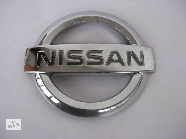 продам  Емблема передня 65890AU300 на капот для Nissan Primera P12E 02-07р бу в Львове