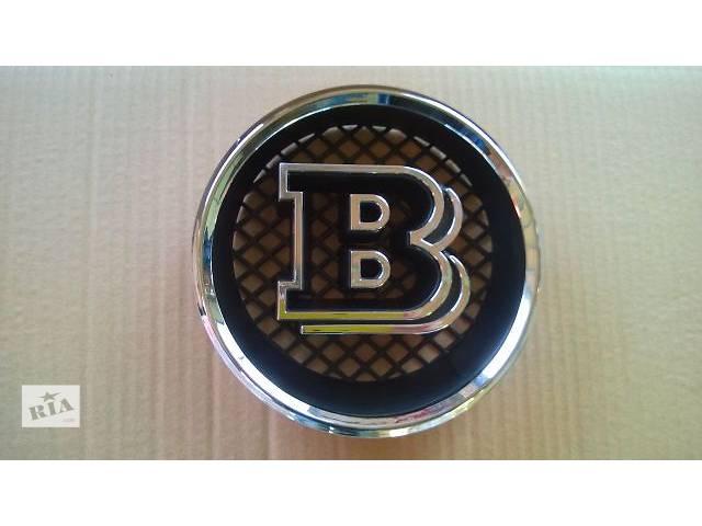 продам Эмблема Brabus в решетку радиатора. бу в Луцке