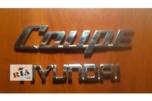 Эмблема  Hyundai Tiburon 2002-2006.СOUPE 2002-2009