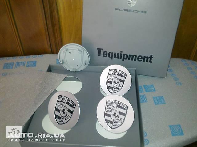 продам Эмблемы и наклейки для Porsche бу в Львове