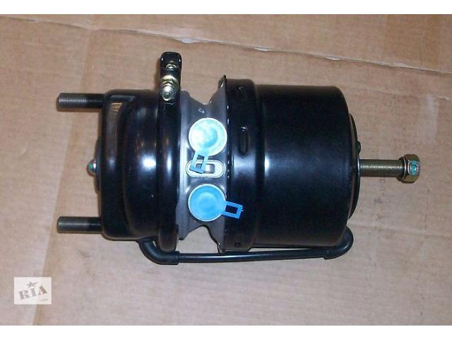 Энергоаккумулятор заднего тормозного суппорта MAN L2000, MAN LE. MEGA- объявление о продаже  в Тернополе
