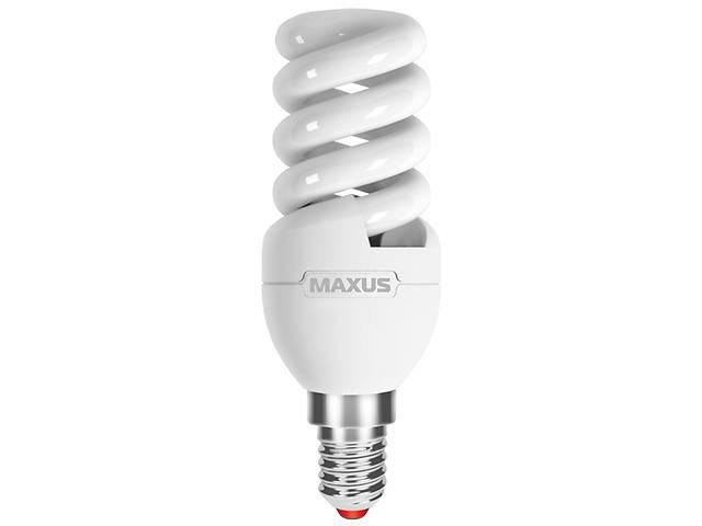 купить бу Энергосберигающая лампа 9W белый свет цоколь E14 в Днепре (Днепропетровск)