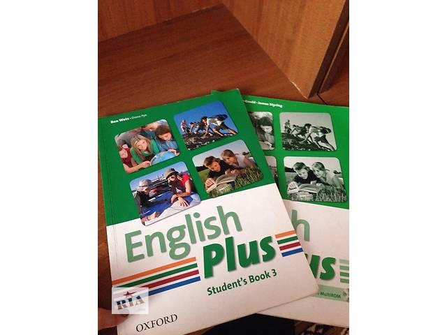 English Plus(книга+рабочая тетрадь)- объявление о продаже  в Кропивницком (Кировограде)