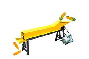 Очиститель початков кукурузы