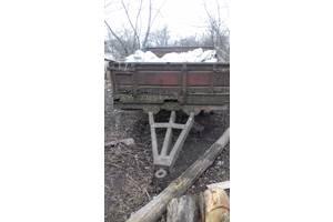 Прицепи для тракторів