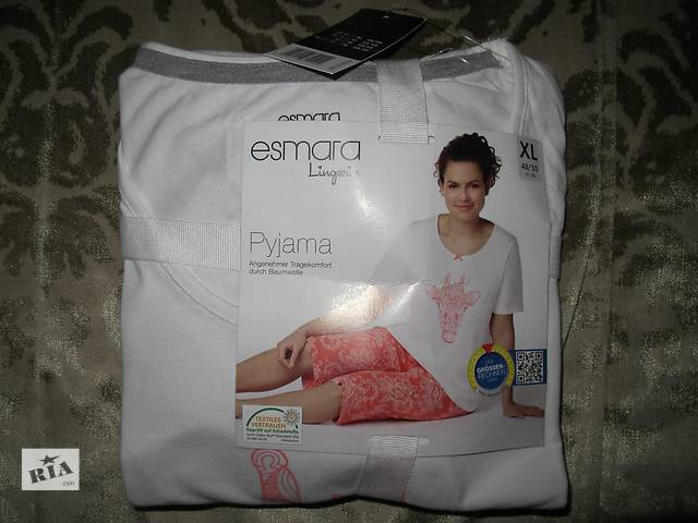 Еsmara Германия!  Отличная женская пижама р.54/56- объявление о продаже  в Херсоне