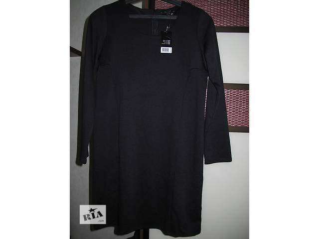 купить бу Esmara (Германия)! Стильное чёрное платье  для женщин с пышными формами в Херсоне