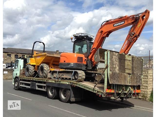 продам Спецевакуатор TIR 50 тонн тур автобусов Луцк запад бу в Волынской области
