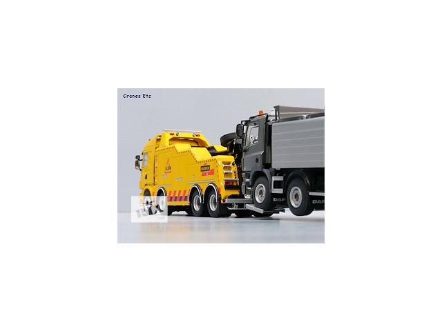 продам евакуатор TIR 70 тонн бу  в Украине