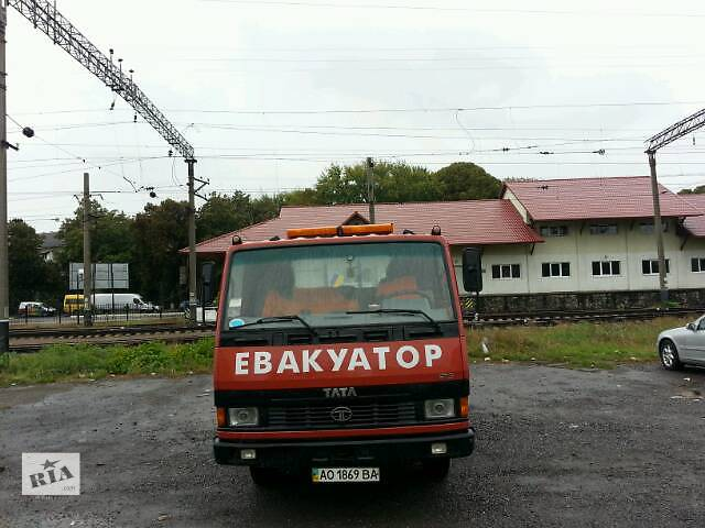 купить бу Эвакуатор в Воловце