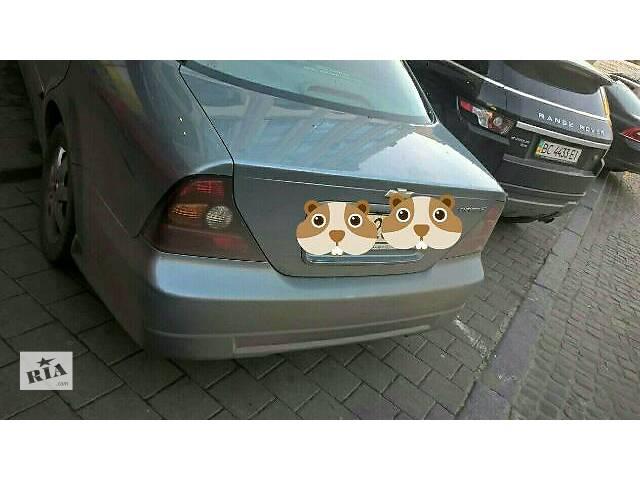 бу Evanda крышка багажника в Новом Роздоле