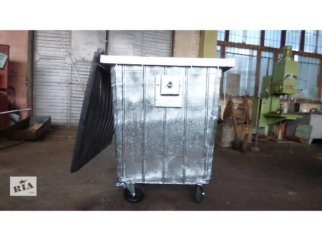 продам евроконтейнер для мусора бу в Запорожье