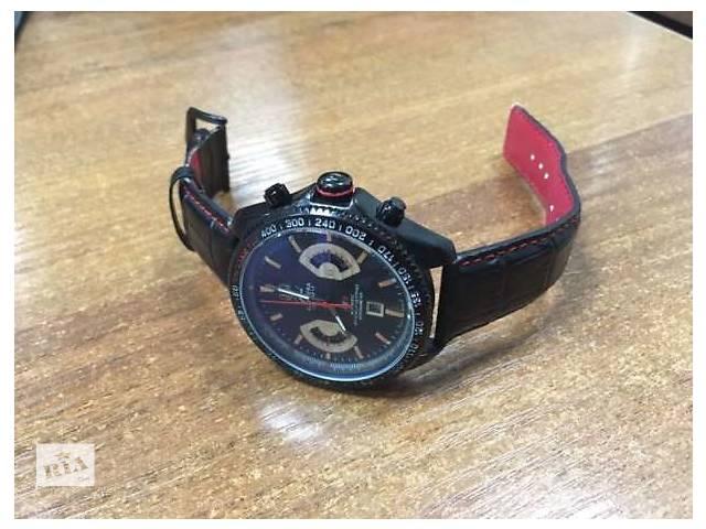 продам Европейские кварцевые часы Luxury Grand Carrera «Tag Heuer» бу в Харькове