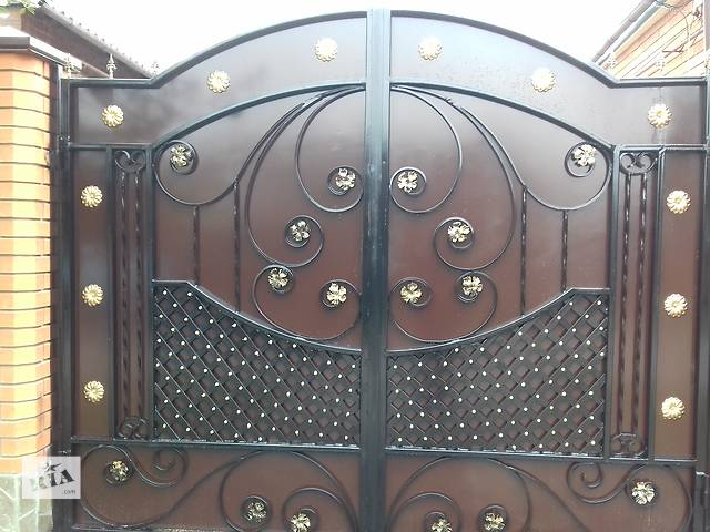 продам Еврозаборы ворота решетки двери калитки. бу в Днепре (Днепропетровске)