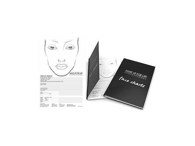 купить бу face-chart от make