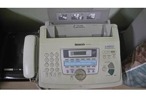 б/у Лазерные факсы Panasonic