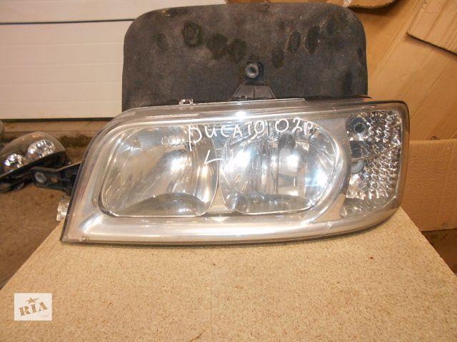 купить бу Фара для Fiat Ducato 2002-2006p. в Львове