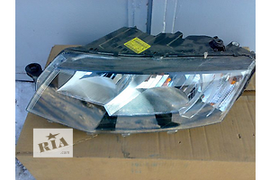 Фары Skoda Octavia A7