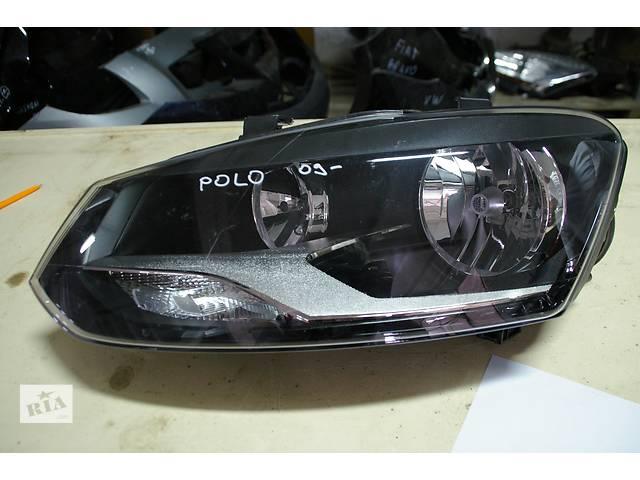 продам  Фара для легкового авто Volkswagen Polo 09-12 бу в Львове
