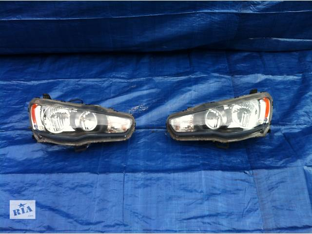 продам Фара для  Mitsubishi Lancer X бу в Львове