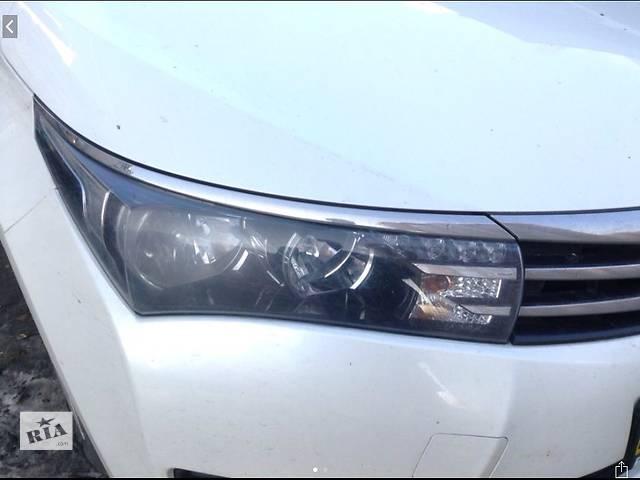 Фара для седана Toyota Corolla- объявление о продаже  в Киеве
