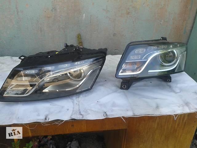 продам Фара левая Audi Q5 8R0941029H бу в Запорожье