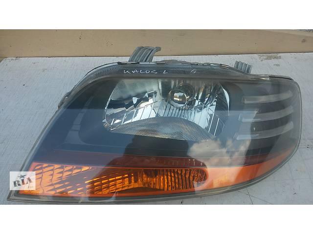 продам  Фара левая для легкового авто Chevrolet Aveo T200 бу в Тернополе
