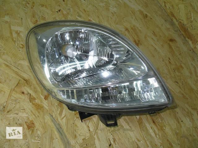 купить бу  Фара левая , Renault Kangoo I 03-08, nissan kubistar. 8200236591 в Львове