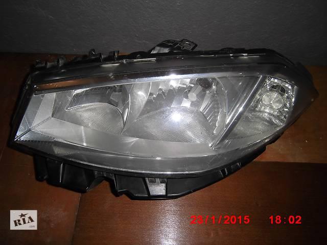 купить бу Фара левая Renault Megan 2002-09 год в Каменец-Подольском