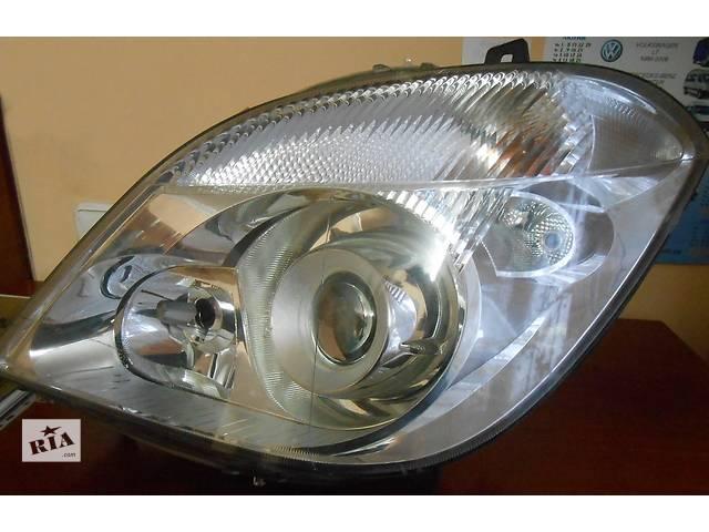 Фара линзованная правая, левая Mercedes Sprinter 906 903 ( 2.2 3.0 CDi) 215, 313, 315, 415, 218, 318 (2000-12р)- объявление о продаже  в Ровно